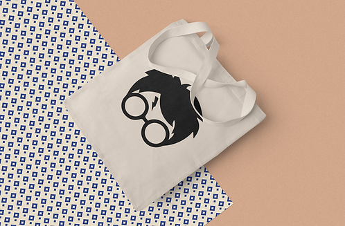 Harry Potter Inspired Tote Bag