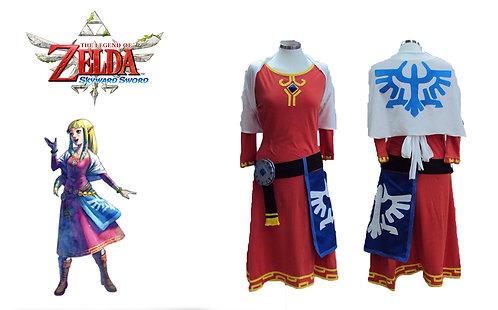 Legend of Zelda Skyward Sword Zelda Cosplay
