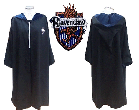 Harry Potter Ravenclaw Cloak Cosplay