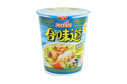 Seafood Cup Noodles