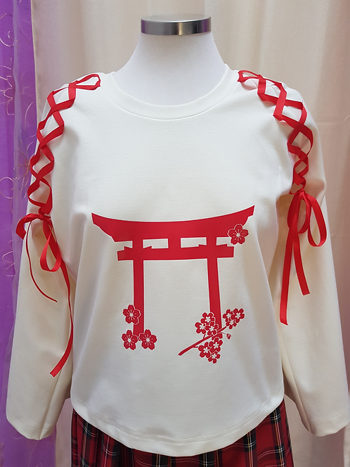 Kawaii Torii Gate Sweatshirt