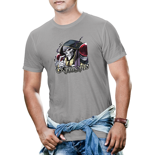 Overlord  Ainz Ooal Gown T-Shirt
