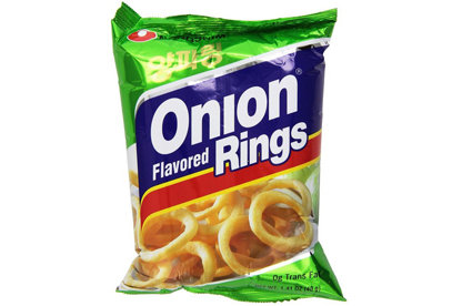 Onions Chips Snacks Big