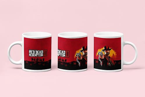 Red Dead Redemption 2 Mug