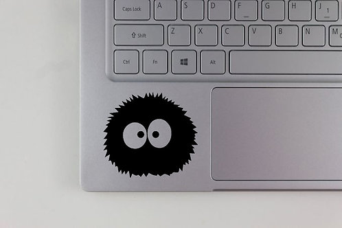 My Neighbour Tototro & Spirited Away Susuwatari Decal