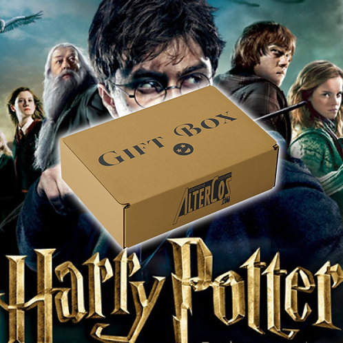 Gift Box!! - Harry Potter