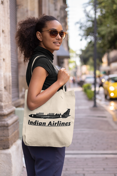 Indian Inspired Funny Tote Bag