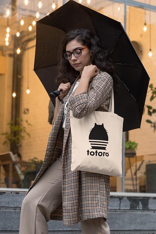 My Neighbor Totoro Adidas Inspired Tote Bag