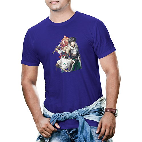 Shield Hero Characters T-Shirt