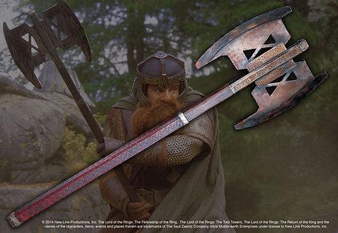 Lord of the Rings Replica 1/1 The Gimli Axe