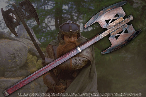 Lord of the Rings Replica 1/1 The Gimli Axe