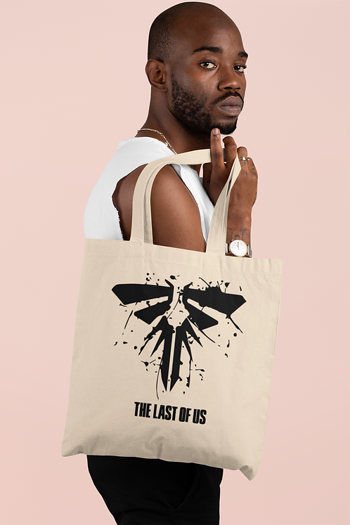 The Last of Us Logo Tote Bag
