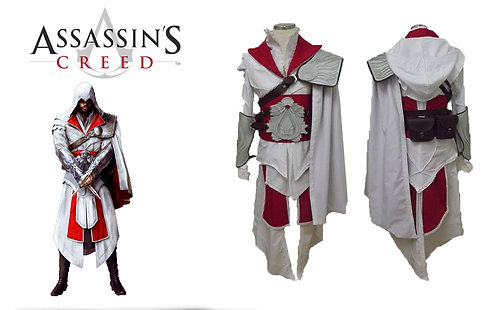 Assassin's Creed II - Ezio  Cosplay