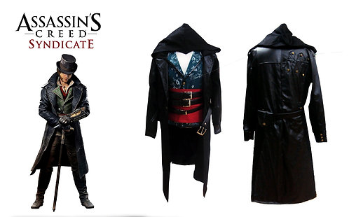 Assassin's Creed Syndicate - Jacob  Cosplay