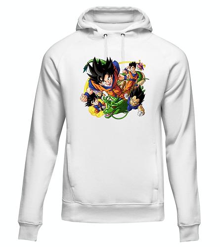 Dragon Ball Characters Hoodie