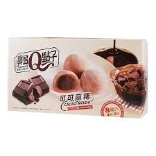 Taiwan Dessert Mochi Chocolate Flavor