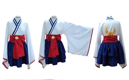 Sailor Moon Inspired Kimono