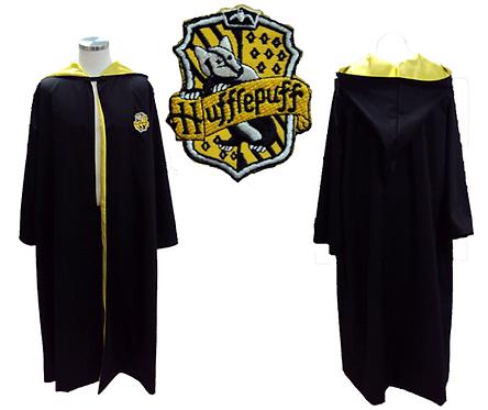 Harry Potter Hufflepuff Cloak Cosplay