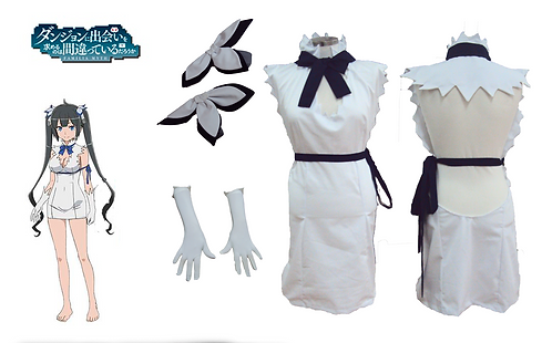 Is It Wrong To Try To Pick Up Girls In A Dungeon Hestia Cosplay