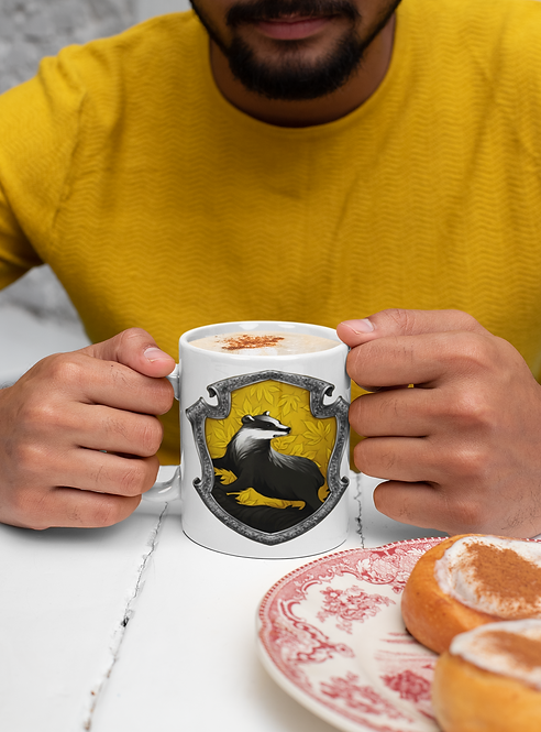Harry Potter - Hufflepuff Mug