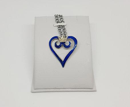 Kingdom Hearts Heart Necklace