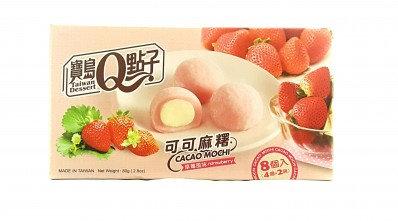 Taiwan Dessert Mochi Strawberry Flavor
