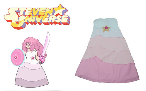 Steven Universe Rose Quartz Cosplay