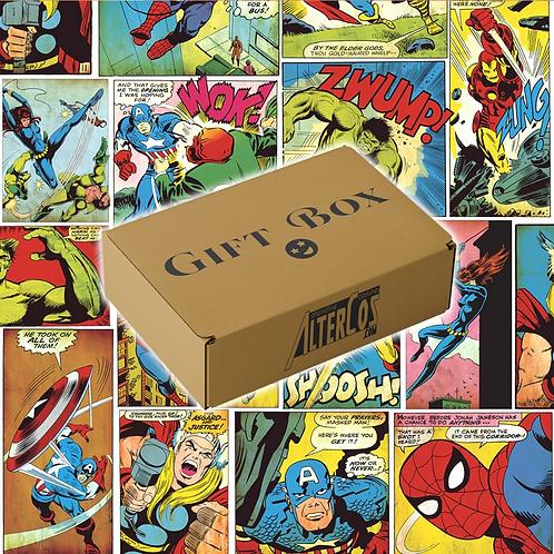 Gift Box!! - Marvel