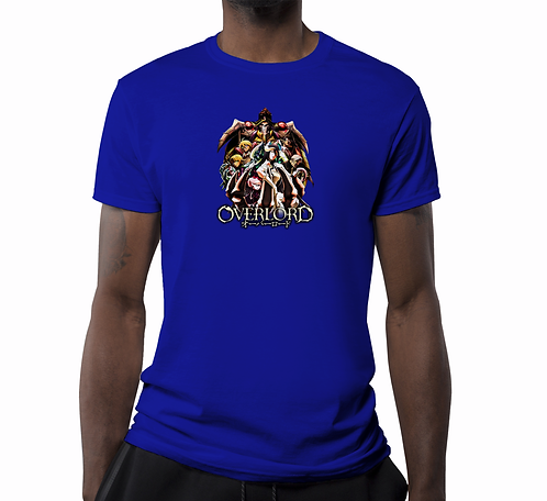 Overlord Characters T-Shirt