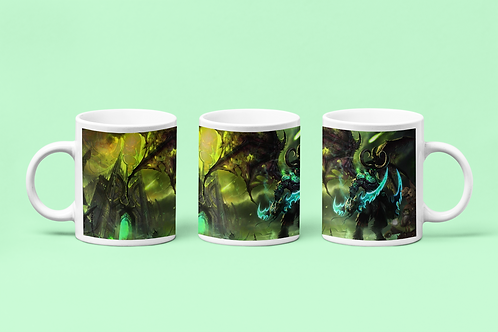 World of Warcraft Mug