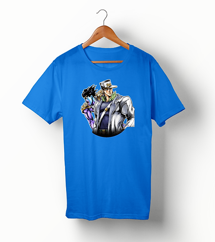 JoJo's Bizarre Adventure Kujo Jotaro T-Shirt