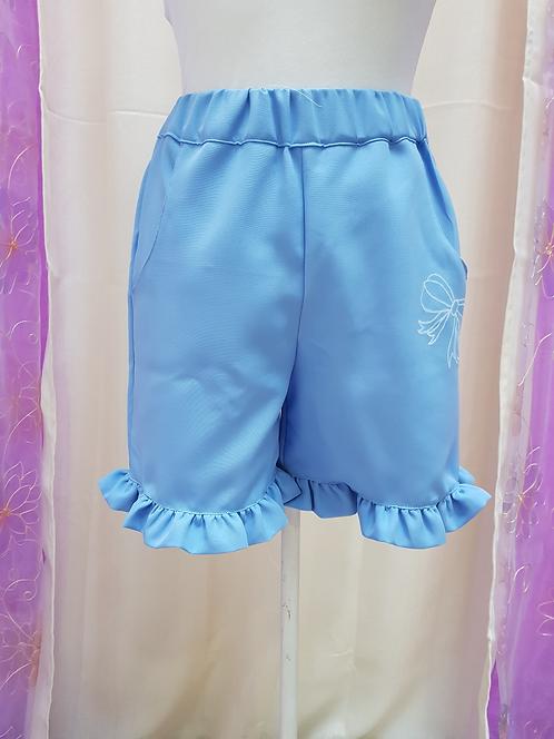 Kawaii Blue Shorts