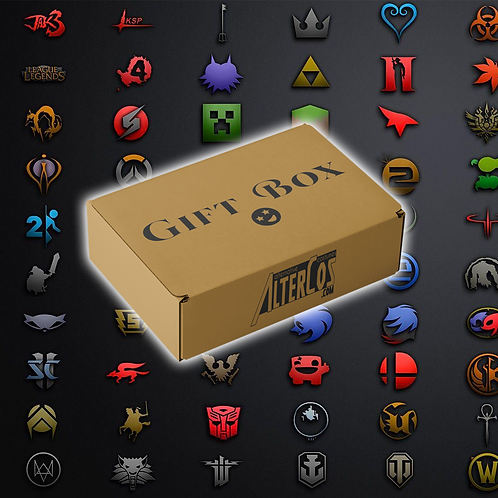 Gift Box!! - Gaming