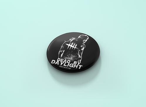 Dead by Daylight Logo Pin