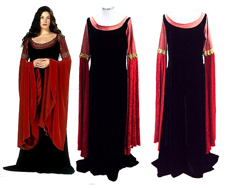 Lord Of The Rings Arwen Cosplay