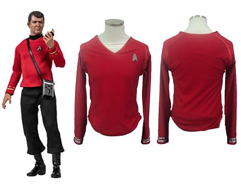 Star Trek Scott Montgomery Cosplay
