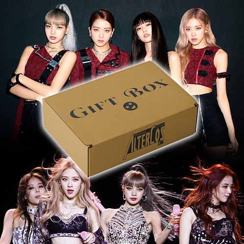 Gift Box!! - K-Pop BlackPink