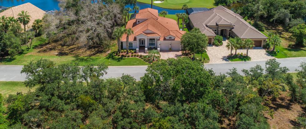 Aerial Real Estate Photo
