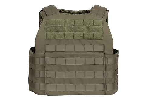 Fearless Plate Carrier - MOLLE