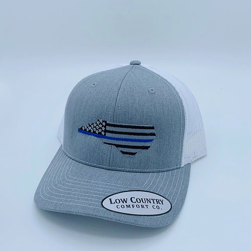 Low Country Thin Blue Line Hat