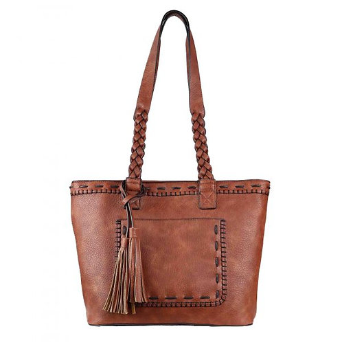 Concealed Carry Sophia Stitched Tote
