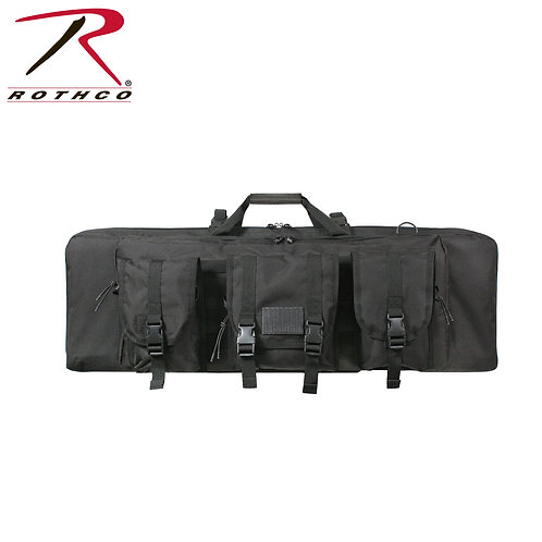 "Rothco 36"" Black Tactical Rifle Case"