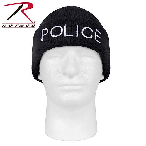 Toboggan - POLICE