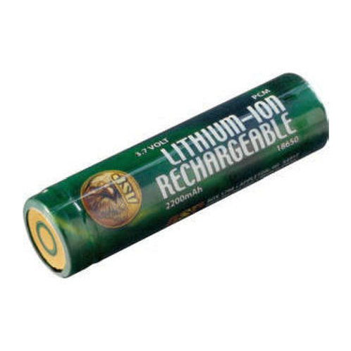 ASP 18650 Rechargeable Battery  (1 Pack)