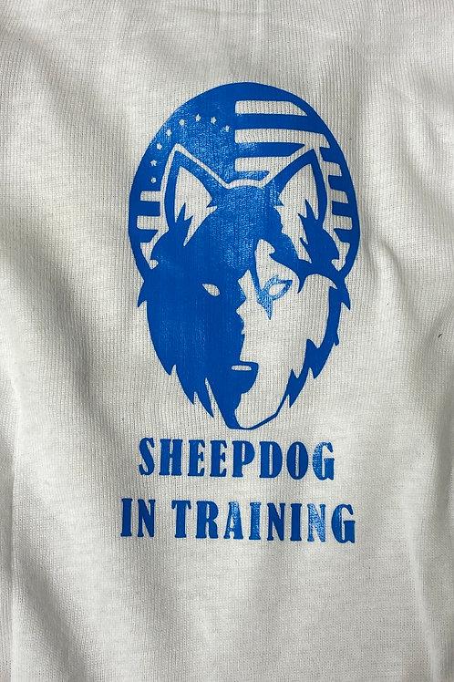 Sheepdog In Training Onesie