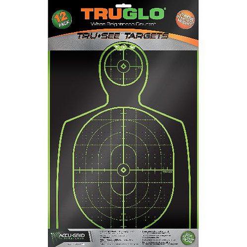 TRUGLO Splatter Target