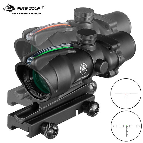 Fire Wolf  4X32 Tactical Rifle Scope