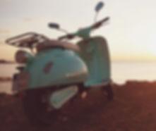 EVOLT Moped, Electric, Mint