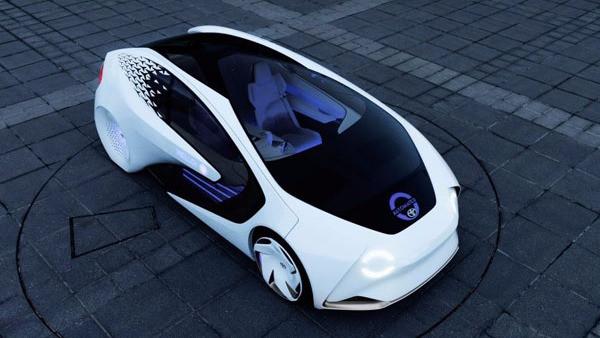 The Toyota Concept-i