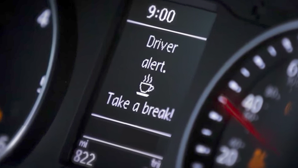 Vokswagen's Driver Alerts